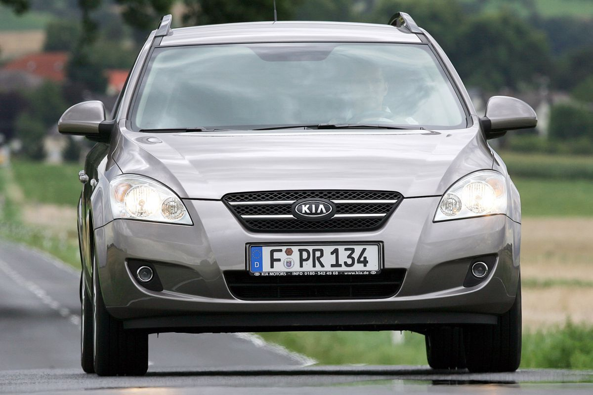 Ford S-Max Duits kenteken
