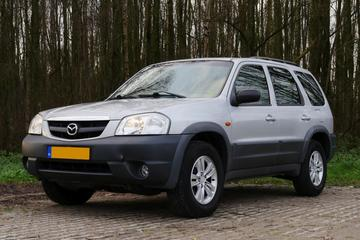 Mazda Tribute 2.0 2WD Exclusive (2002)