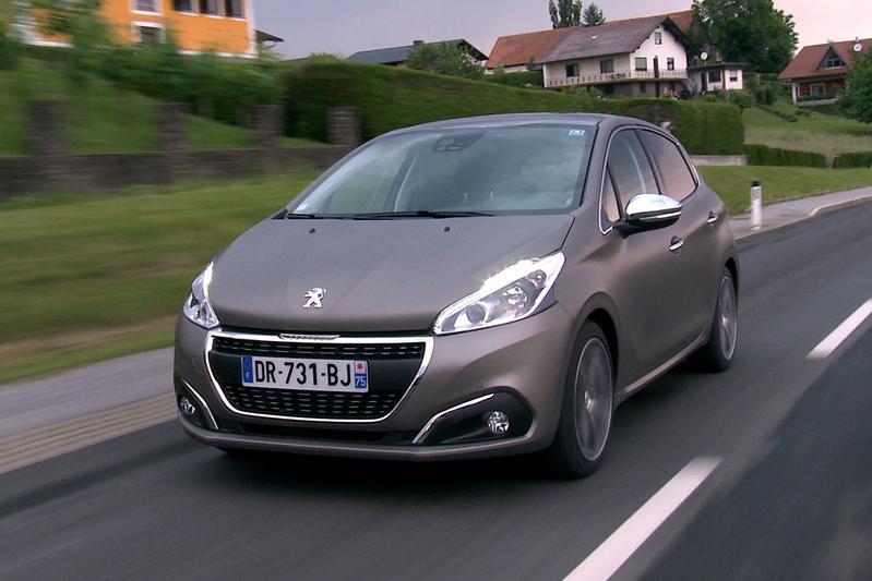Rij-impressie - Peugeot 208