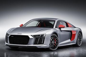 Audi R8 'Audi Sport Edition' landt in New York