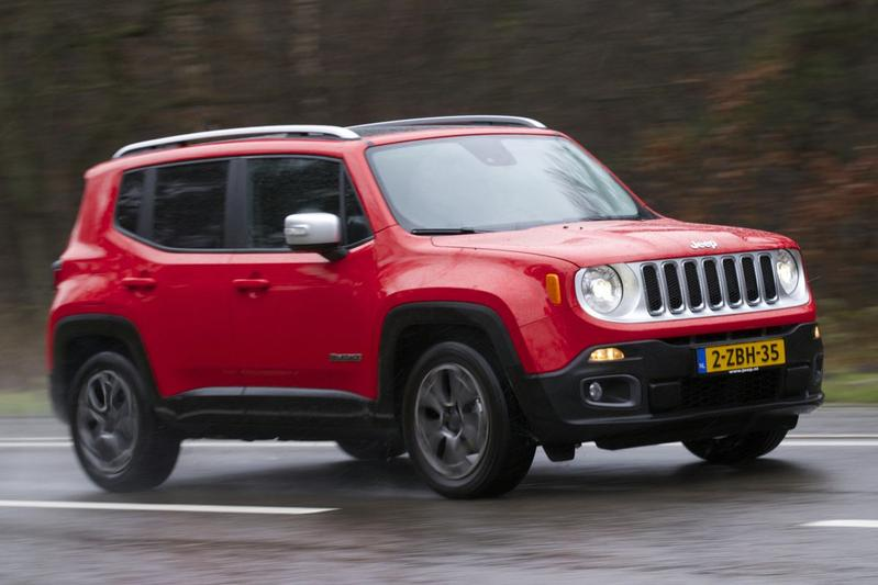 Jeep Renegade 1.4 Multi-Air Limited (2015)