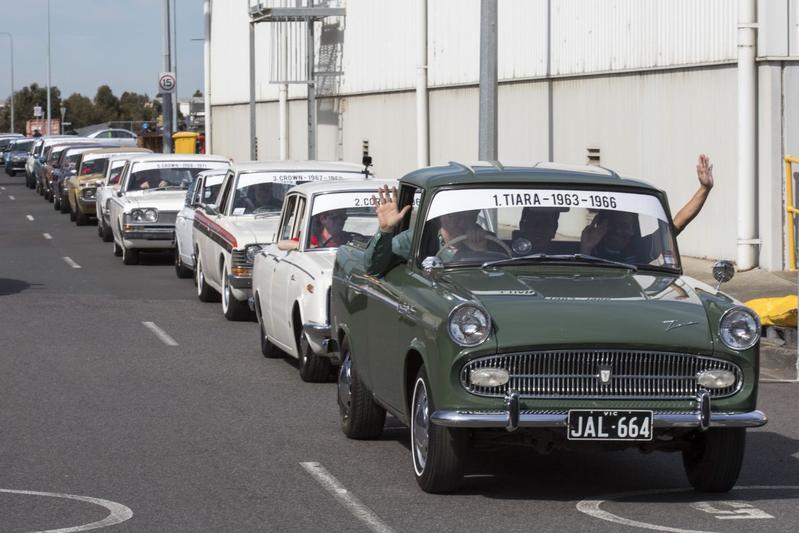 Toyota maakt eind aan productie Australië