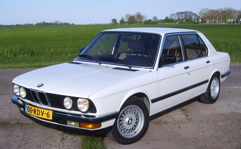 BMW 524td (1984)