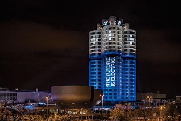 BMW levert meer dan 100.000 i-modellen