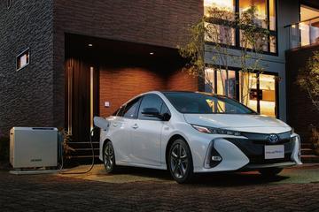 Aanpassingen voor Toyota Prius Plug-in Hybrid