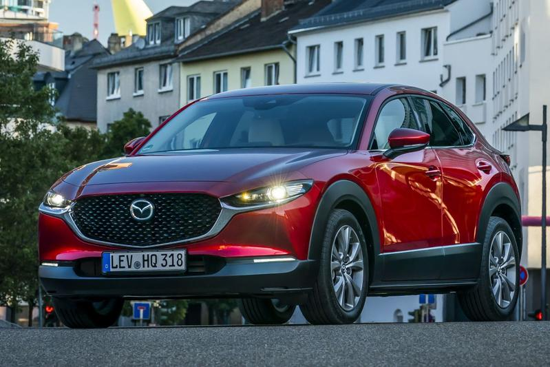Mazda CX-30 SkyActiv-X 180 2WD Luxury (2019)