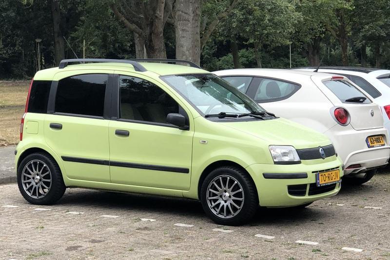 Fiat Panda 1.1 Active Plus (2005)