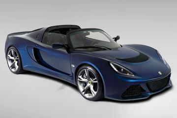 Lotus onthooft Exige S tot Roadster in Genève