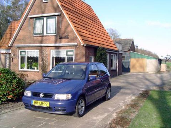 Volkswagen Polo 1.9 SDI (1997)