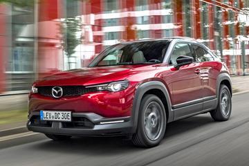 Mazda boekt winst ondanks verkoopdaling