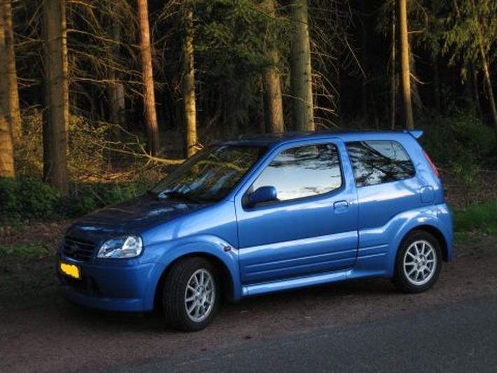 Suzuki Ignis 1.5 Sport (2005)