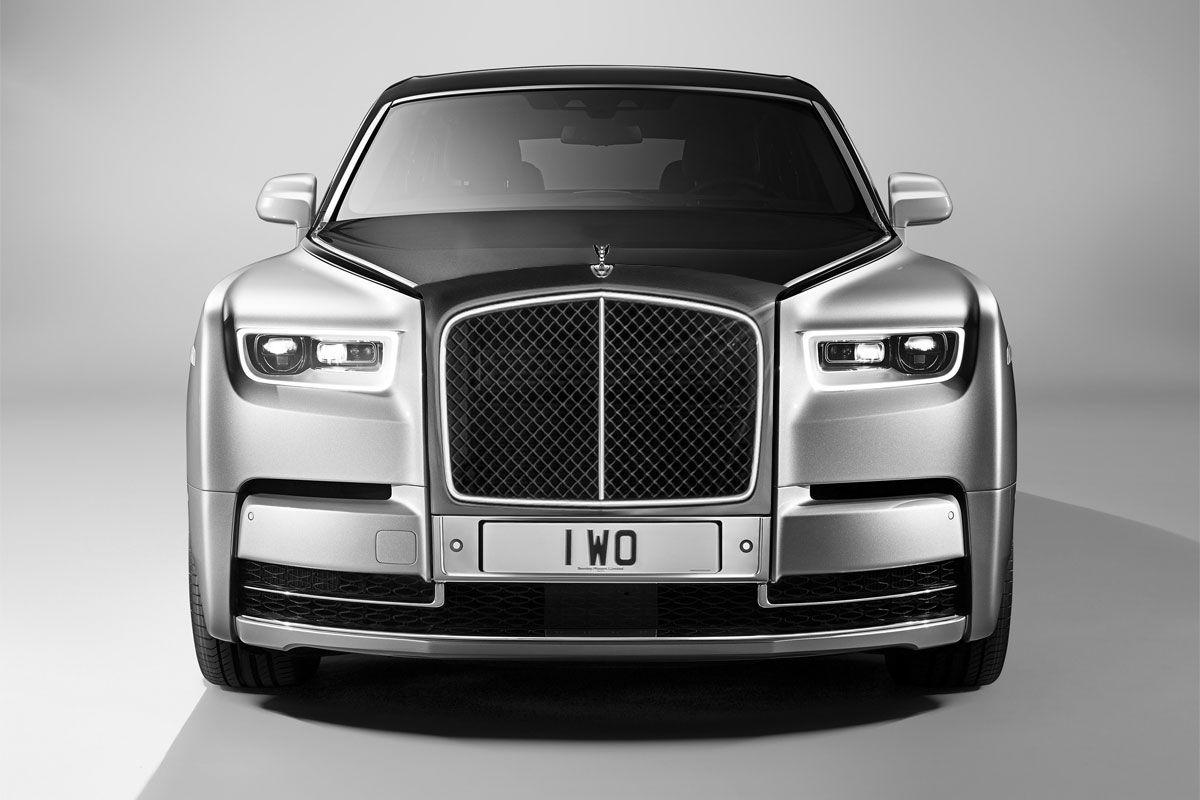 Bentley Rolls-Royce