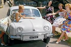 De Tweeling: Renault Dauphine - Alfa Dauphine