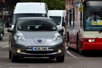 Studie: capaciteitsverlies Nissan Leaf-accu