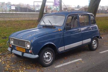 In het wild: Renault 4
