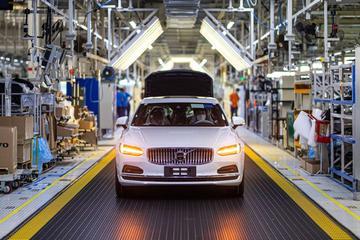 Volvo wordt volledig eigenaar van Chinese activiteiten