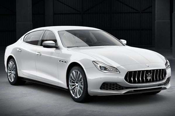 Back to Basics: Maserati Quattroporte