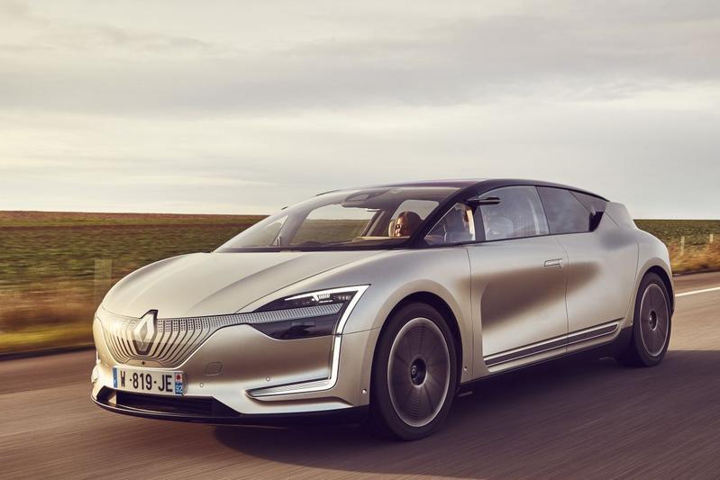 Renault presenteert Symbioz 2