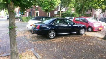 Rover 75 2.5 V6 Sterling (2005)