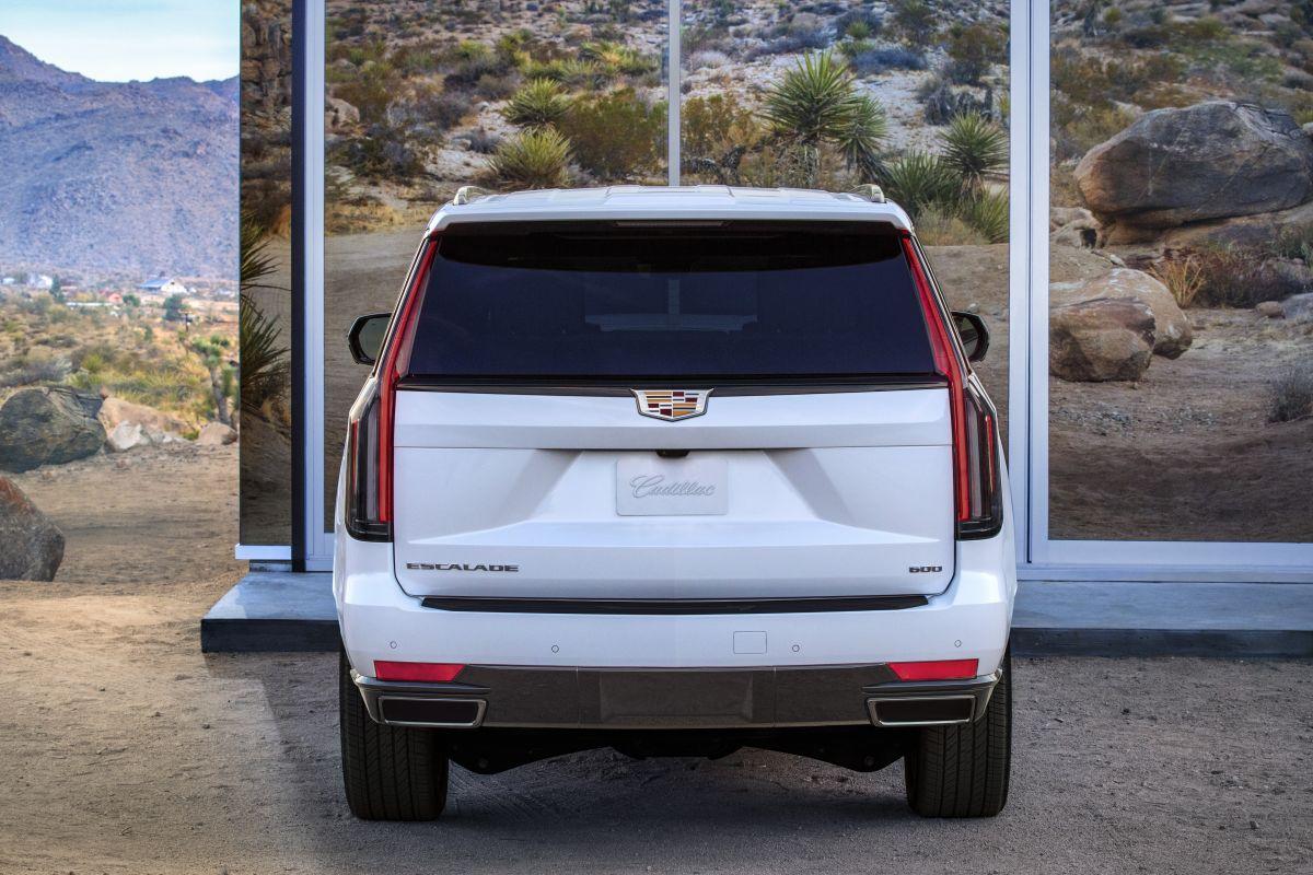Cadillac Escalade (2020) 12