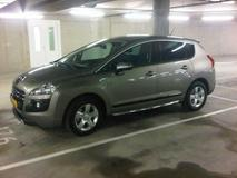 Peugeot 3008 HYbrid4 2.0 HDi Blue Lease