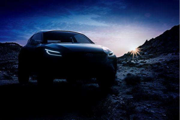 Subaru brengt Viziv Adrenaline Concept mee naar Genève