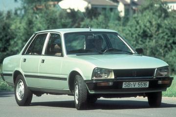 Peugeot 505 GR 2.0 (1985)