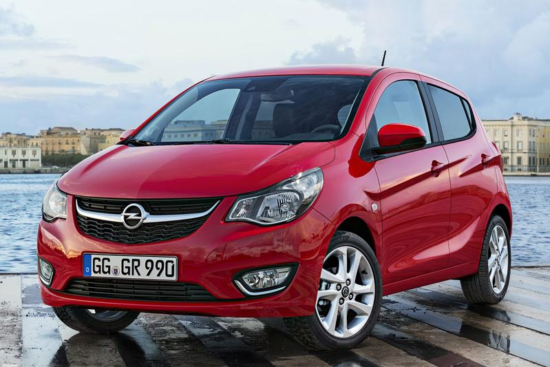 Opel Karl 1.0 Selection (2015)