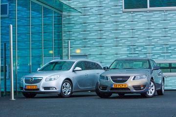 Occasion dubbeltest - Saab 9-5 vs Opel Insignia