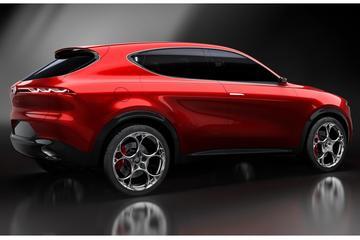 Alfa Romeo onthult Tonale Concept