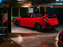 Honda UK maakt Civic Type R pick-up