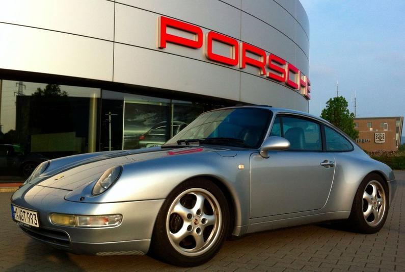 Porsche 993 C2 1993-1998 (1994)