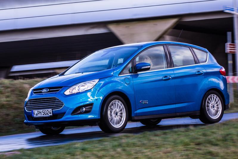 Rij-impressie - Ford C-Max Energi