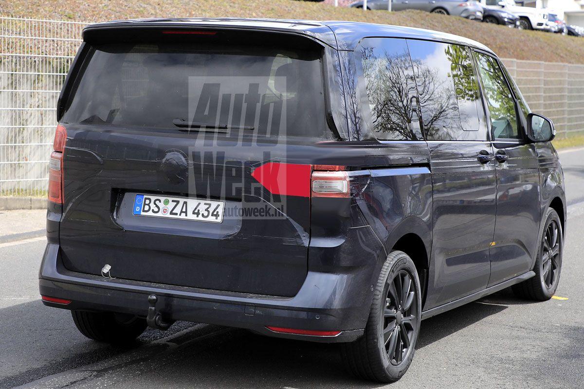 Volkswagen Multivan T7 Transporter