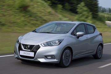 Dít is de nieuwe Nissan Micra!