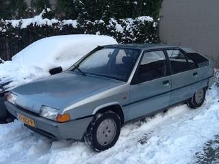 Citroën BX 19 TRD (1986)