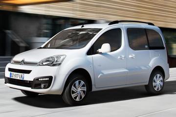 Citroën presenteert E-Berlingo Multispace