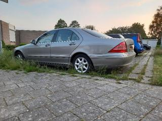 Mercedes-Benz S 350 Prestige (2004)