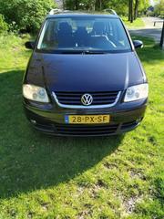 Volkswagen Touran 2.0 TDI 140pk Trendline (2005)