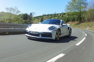 Porsche 911 Turbo S - Rij-impressie