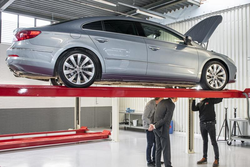 Volkswagen Passat CC 2.0 TDI - 2011 – 648.593 km - Klokje Rond