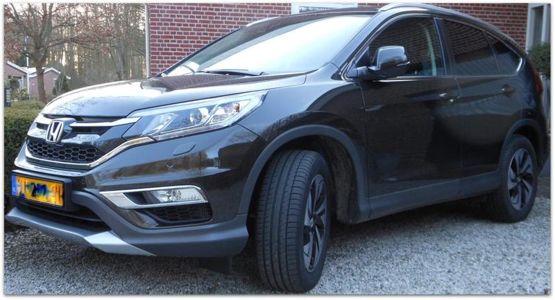 Honda CR-V 1.6 i-DTEC Executive 4WD (2015)