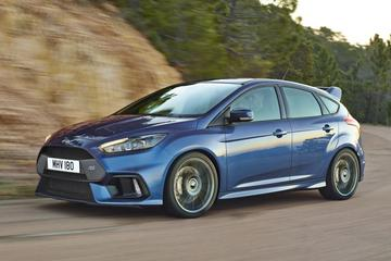 Ford Focus RS: 0-100-tijd en topsnelheid bekend