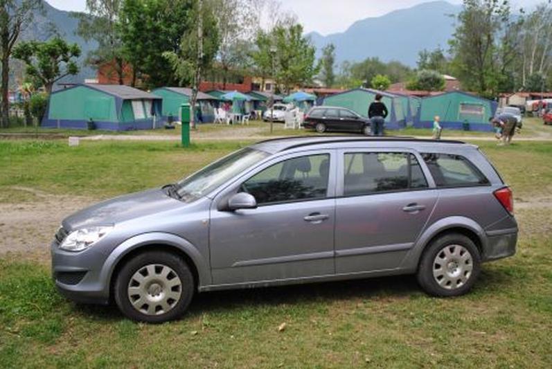 Opel Astra Stationwagon 1.7 CDTi 110pk ecoFLEX Edit. (2009)
