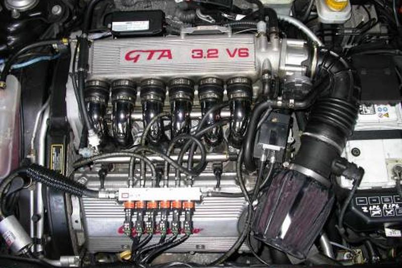 Alfa Romeo 156 GTA 3.2 V6 24V (2003)