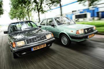 Hoe de Volvo 340 en 360 volwassen werden