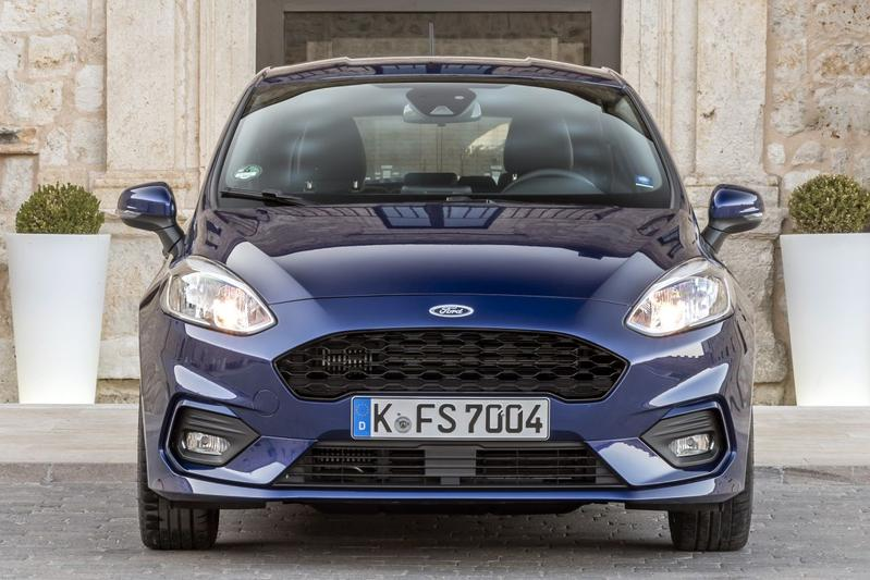 Prijzen voor Ford Fiesta ST-Line en Vignale