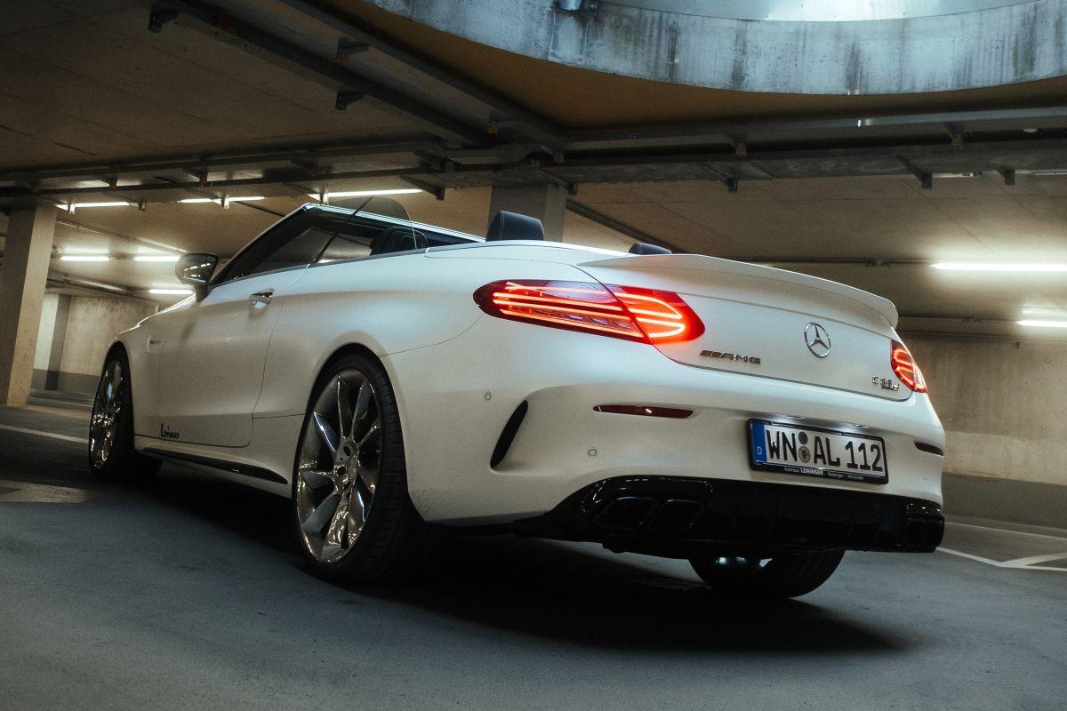 Mercedes-AMG C63 S Lorinser