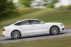 Nieuwe 1.8 TFSI-basismotor voor Audi A7