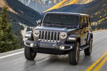 Onthuld: nieuwe Jeep Wrangler